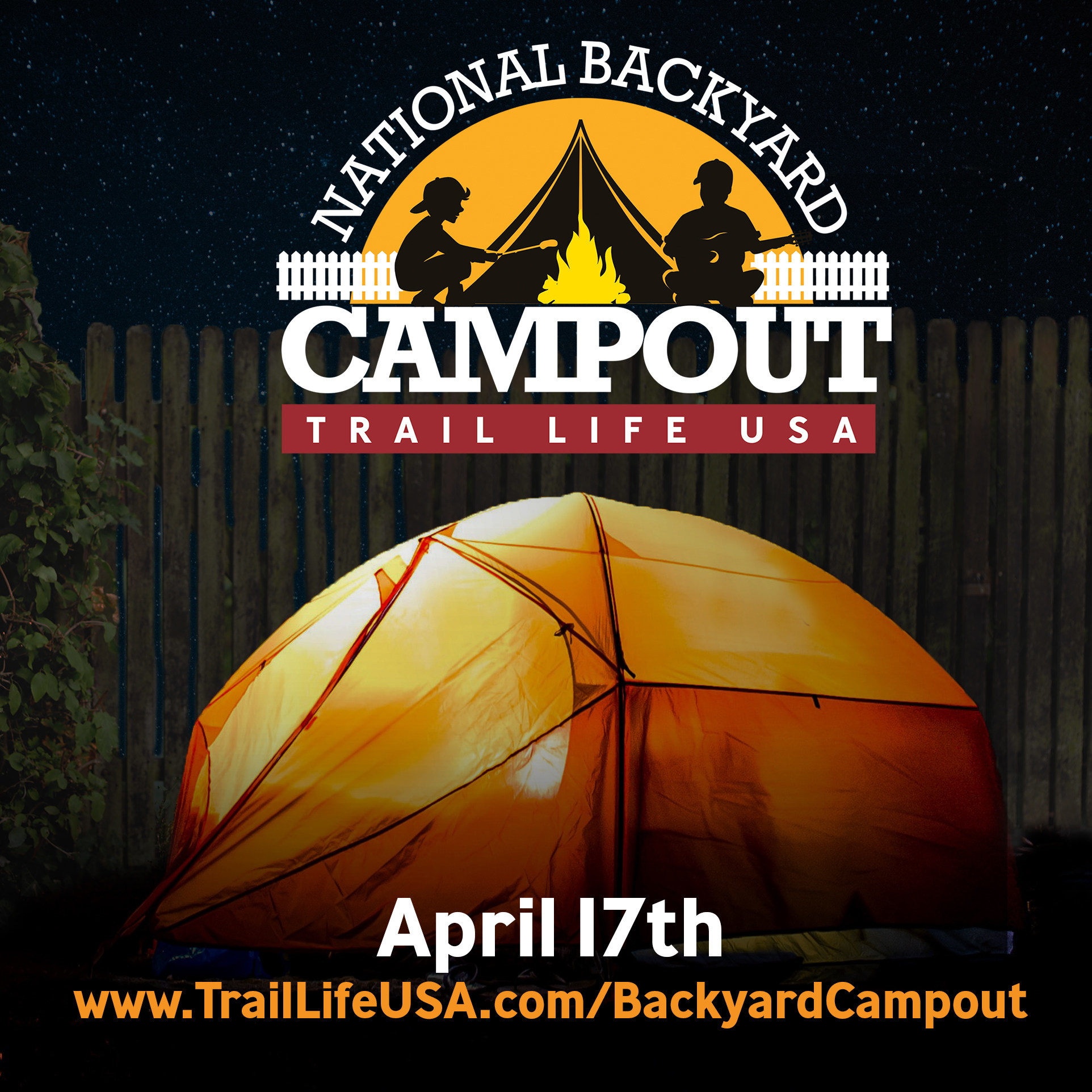 David Benham, Keith and Kristyn Getty to Help Launch Nationwide Backyard Movie Night with Trail Life USA