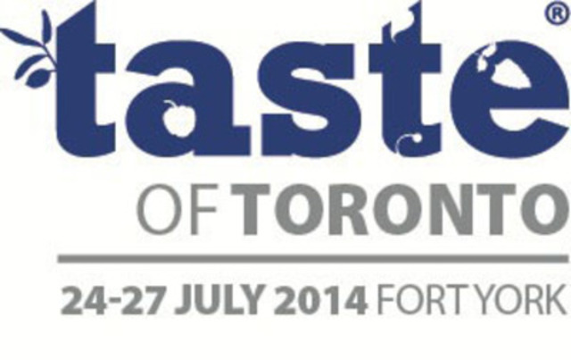 Taste of Toronto Logo (CNW Group/Taste of Toronto)