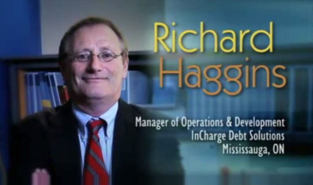 Video: Richard Haggins Success Story