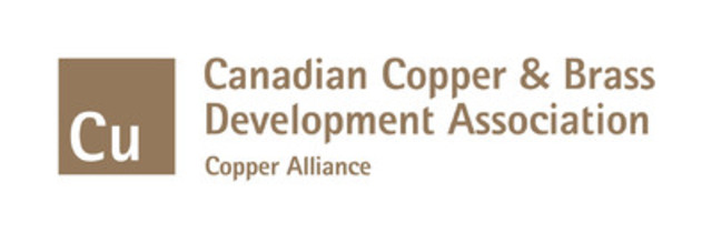 Le symbole graphique de la Canadian Copper & Brass Development Association (Groupe CNW/Canadian Copper & Brass Development Association)