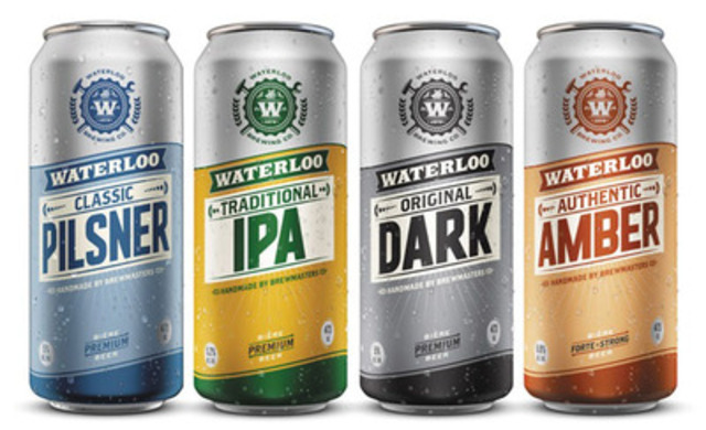 Ontario Brewing Awards 2014 (CNW Group/Brick Brewing Co. Limited)
