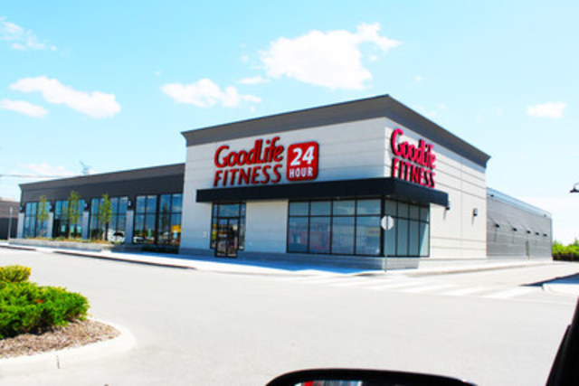 During the entire month of November, GoodLife Fitness – Canada's largest fitness club chain –welcomes all Canadian veterans and those in active duty to use GoodLife Fitness clubs for free. (CNW Group/GoodLife Fitness)