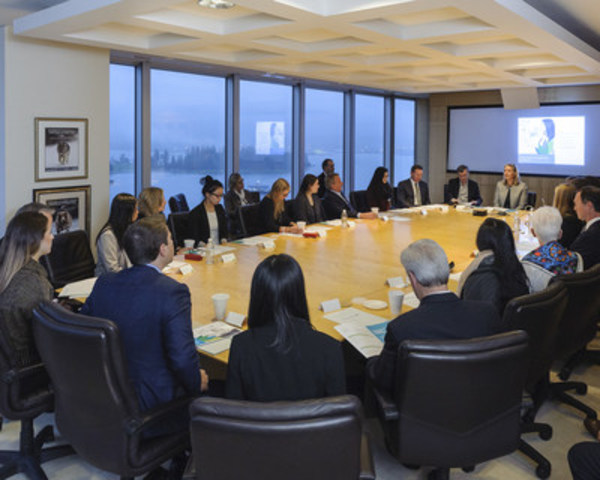 BC CEOs and Minerva's Learning to Lead™ Alumnae join in roundtable ceremony to promote opportunities ...