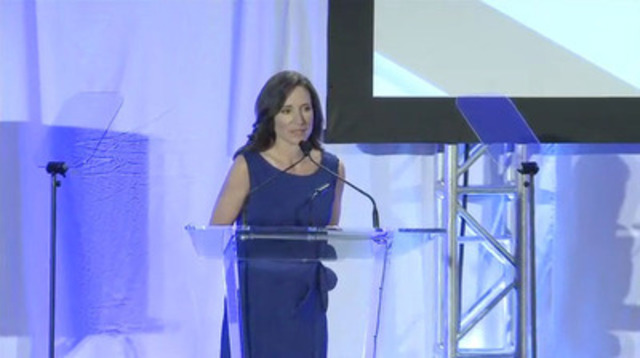 Video:  Highlights from the 16th Annual Canadian Journalism Foundation Awards at The Fairmont Royal York in Toronto on June 13.