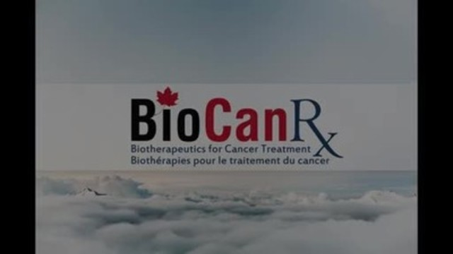 Video: Dr. John Bell, BioCanRx's Scientific Director on manufacturing first made-in-Canada CAR-T cells.