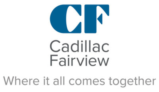 Cadillac Fairview (CNW Group/Cadillac Fairview Corporation Limited)