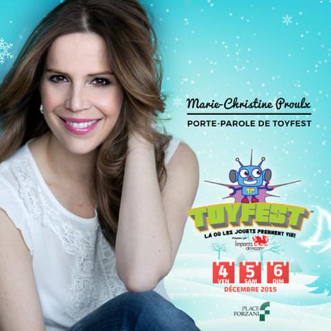 Toyfest, le tout premier festival de jouets au Québec (Groupe CNW/Imports Dragon)