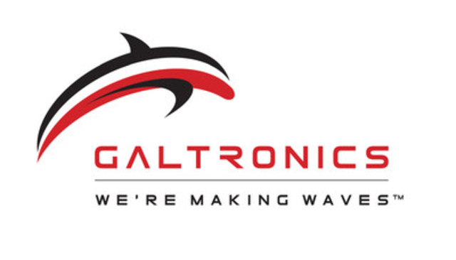 "Galtronics ""We're Making Waves"" logo and rebranding announcement (CNW Group/Baylin Technologies Inc.)"