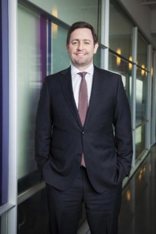 Martin Thompson nommé président-directeur général de la RSA du Canada. (Groupe CNW/RSA Canada)