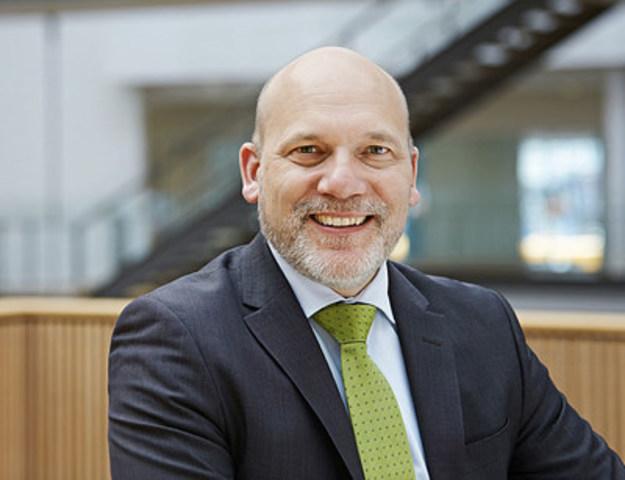 Mr. Brian Hilberdink, President, Novo Nordisk Canada Inc. (CNW Group/Novo Nordisk Canada Inc.)