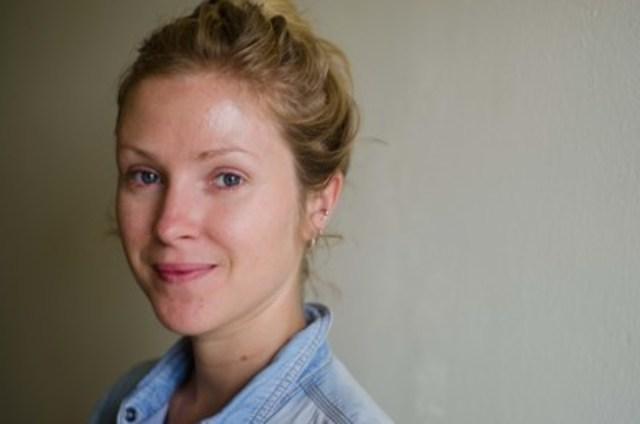 Ashley Hamer (CNW Group/Canadian Journalism Forum on Violence and Trauma)