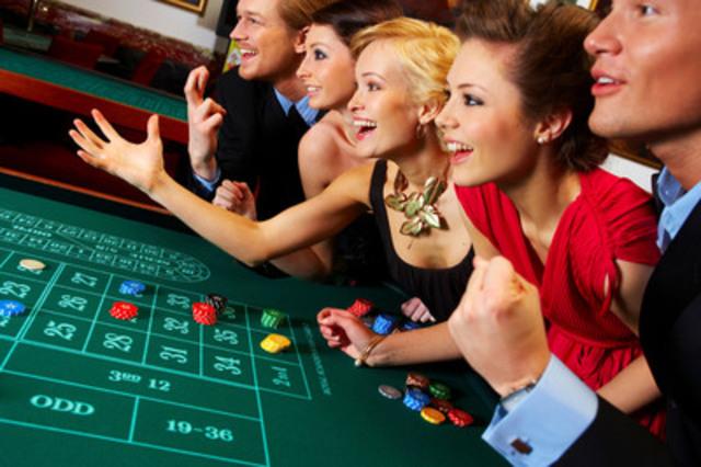 Las Vegas a été la ville à l'extérieur du Canada la plus populaire auprès des voyageurs Canadiens qui ont fait des réservations sur des appareils mobiles. (Groupe CNW/Hotels.com)
