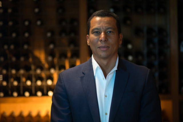 Ian Morden appointed Managing Director at Mission Hill Family Estate winery in the Okanagan Valley, British Columbia. (CNW Group/Mission Hill Family Estate)