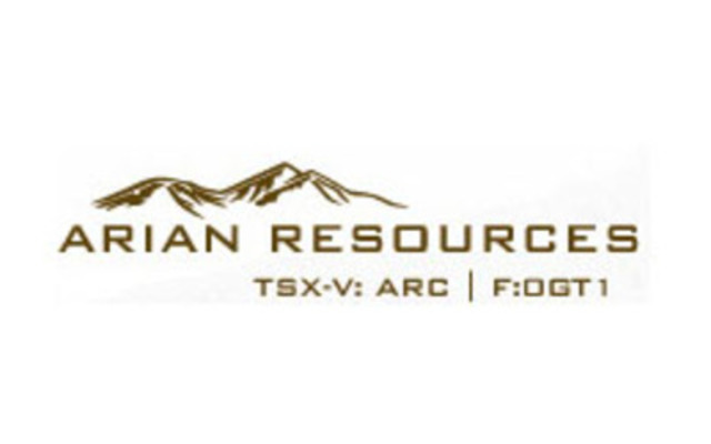 Arian Resources Logo (CNW Group/Arian Resources Corp.)