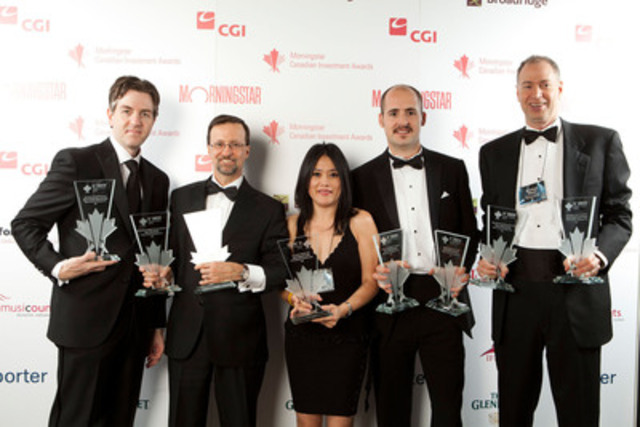 Award Winners (CNW Group/Morningstar Research Inc.)