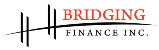 Bridging Finance Inc. (CNW Group/Bridging Finance Inc.)