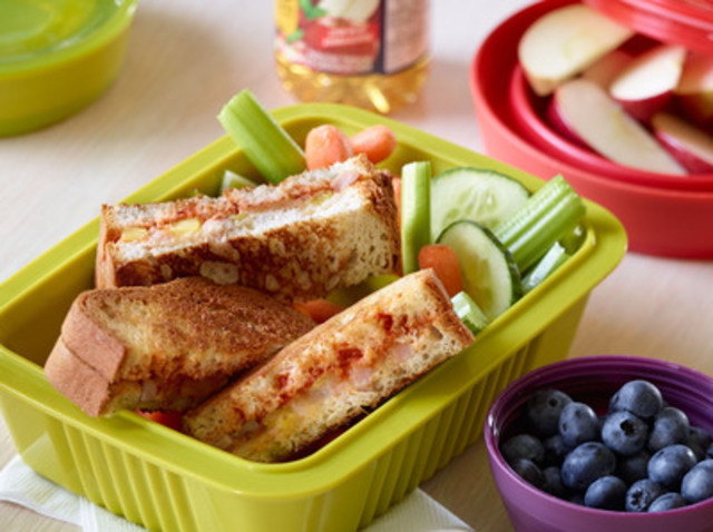 Gluten Free Hawaiian Whole Grain Pizza Fingers (CNW Group/Udi's Healthy Foods LLC)