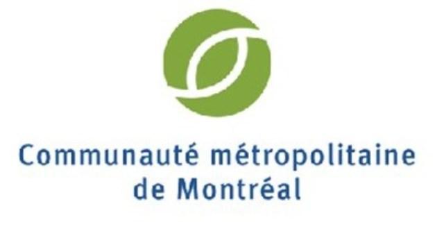 Logo : Communauté métropolitaine de Montréal (Groupe CNW/Communauté métropolitaine de Montréal)