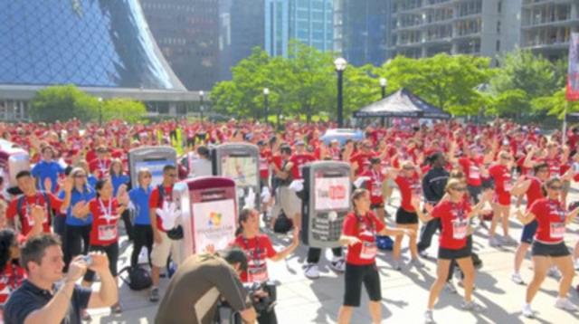 Video: City Chase blasts through Toronto!