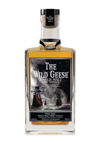 Wild Geese Irish Whiskey - Single Malt (CNW Group/Wild Geese Irish Whiskey)