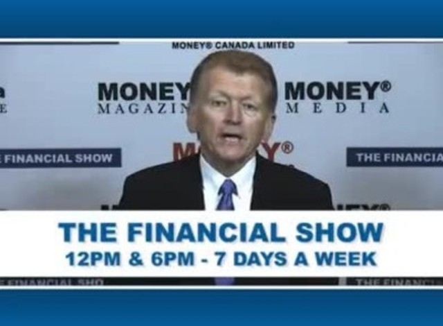Video: The Financial Show for television - Rogers channel 260, home of Show me the Money