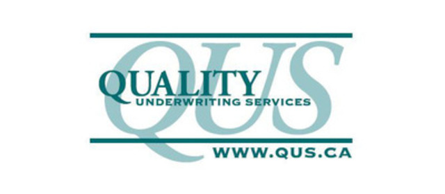 Quality Underwriting Services Ltd. (CNW Group/Quality Underwriting Services)