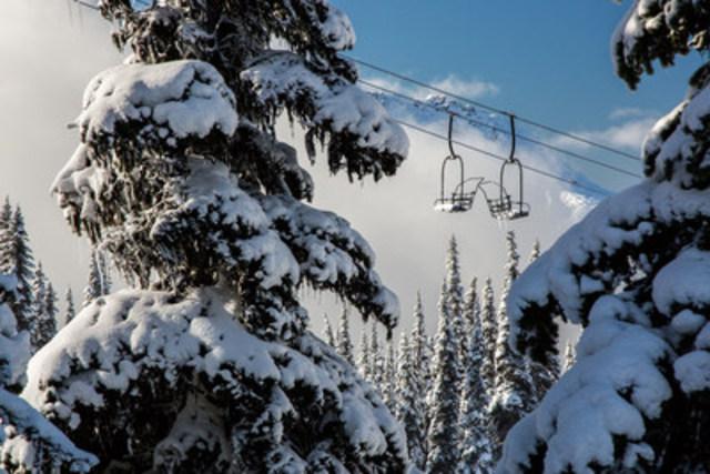 Photo taken November 9, 2015 by Mitch Winton / Coast Mountain Photography (CNW Group/Whistler Blackcomb)