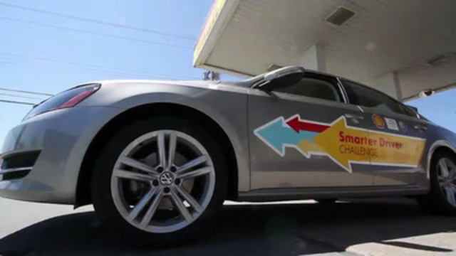 Video: Volkswagen and Shell team up to achieve Cross Canada mileage record