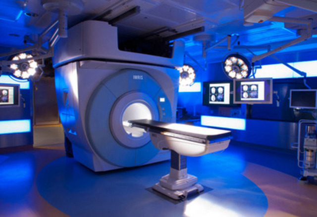 VISIUS Surgical Theatre at Florida Hospital (CNW Group/IMRIS Inc.)
