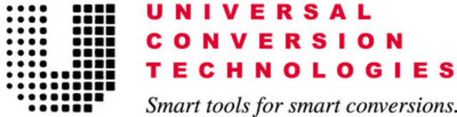 Logo : Universal Conversion Technologies (CNW Group/Universal Conversion Technologies)