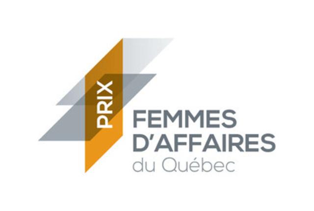 Logo : Prix Femmes d'affaires du Québec (Groupe CNW/Réseau des Femmes d'affaires du Québec Inc.)