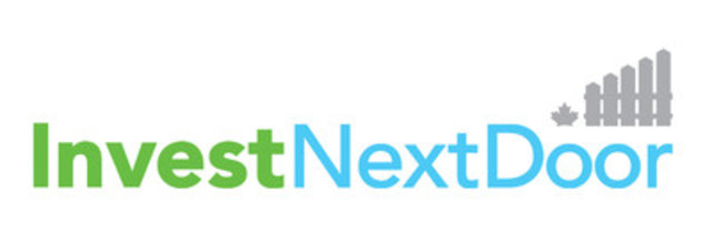 InvestNextDoor Canada (CNW Group/InvestNextDoor Canada)