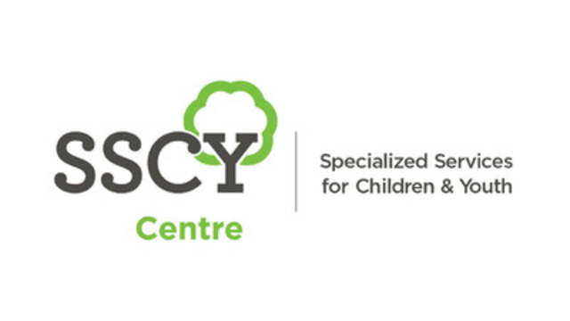 The SSCY (Specialized Services for Children and Youth) Centre (CNW Group/The SSCY (Specialized Services for Children and Youth) Centre)