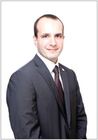 Dr. Marco Di Buono, Heart and Stroke foundation spokesperson. (CNW Group/HEART AND STROKE FOUNDATION OF CANADA)