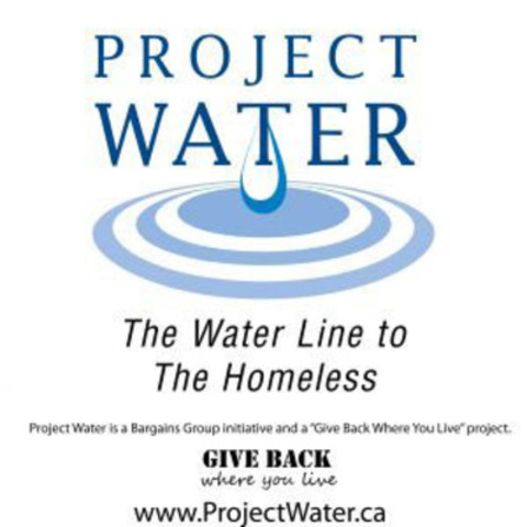 Project Water (CNW Group/Project Water)