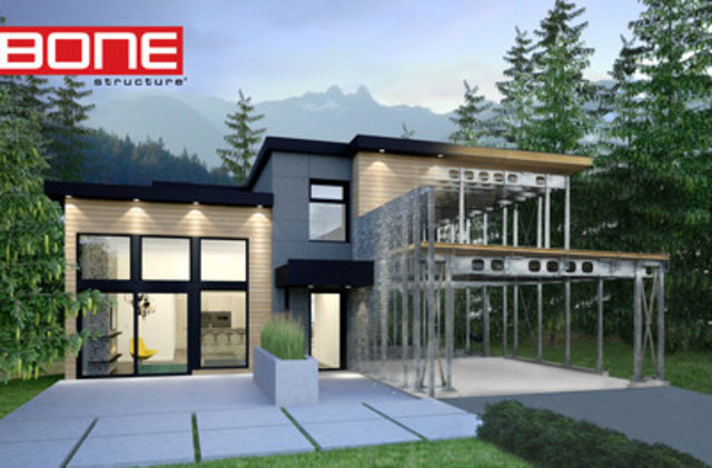 Ringmaster Construction Management, a BONE Structure Authorized Builder, is hosting a Bare BONE Open House event in Whistler, BC November 20th to 22nd, 2015 (CNW Group/BONE Structure)