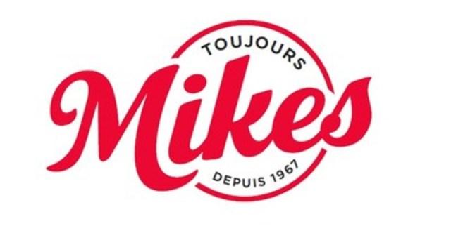 Logo : Toujours Mikes (Groupe CNW/Groupe Restaurants Imvescor Inc.)