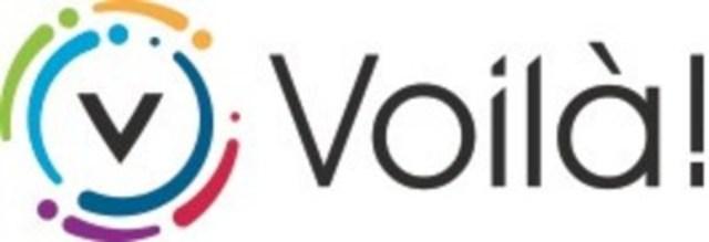 Logo : App Voilà! (Groupe CNW/PG Solutions.com)