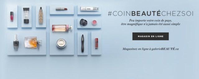 Être en beauté est plus simple que jamais: Pharmaprix annonce le lancement du site galerieBEAUTE.ca (Groupe CNW/Corporation Shoppers Drug Mart)