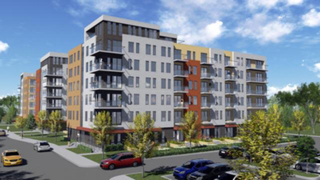 District Concorde - Laval (Groupe CNW/Habitations Trigone)
