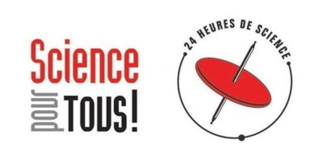 Logo: Science pour tous (Groupe CNW/Société des établissements de plein air du Québec)