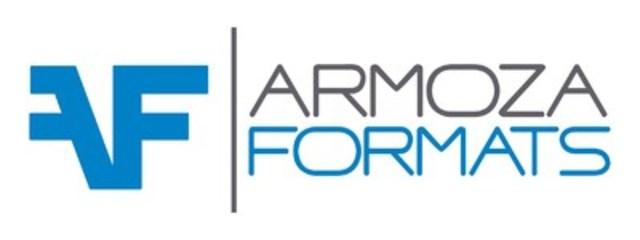 Logo Armoza Formats (Groupe CNW/Québécor Contenu)