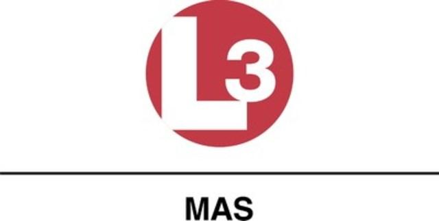 Logo : L-3 MAS (Groupe CNW/L-3 MAS)