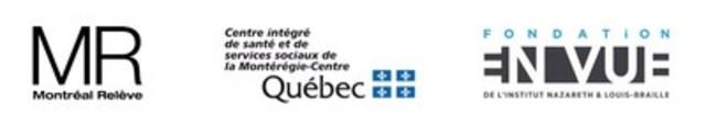 Partenaires du programme Vision Carrières (Groupe CNW/Montréal Relève)