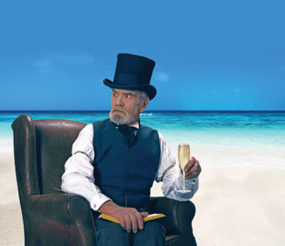 Save like Scrooge (CNW Group/Sunwing Vacations)