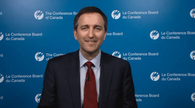 Video: Glen Hodgson, Senior Vice-President and Chief Economist,  The Conference Board of Canada discusses How Canada Performs: Economy