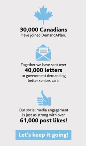 Demand a plan for seniors (CNW Group/Canadian Medical Association)