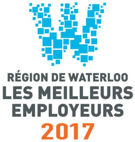 Région de Waterloo - Les meilleurs employeurs - 2017 (Groupe CNW/Assurance Economical)