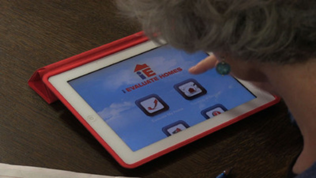 Video: New app provides accurate, reliable home evaluation.
