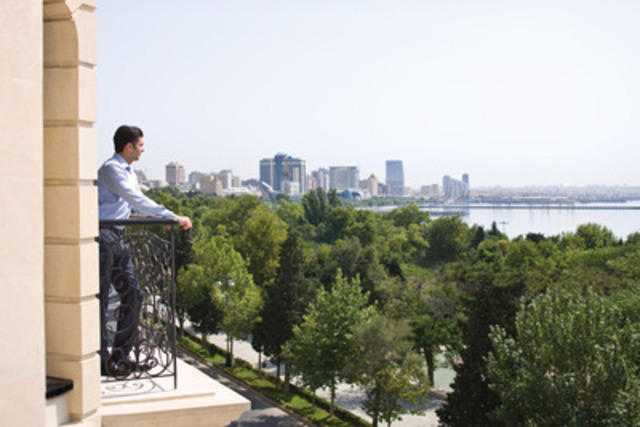 Four Seasons Hotels and Resorts opens its 89th property in Baku, Azerbaijan. (CNW Group/Four Seasons Hotels and Resorts)